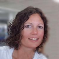 Amélie Gardelle, Secrétaire de l'association OAE